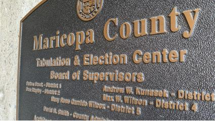Maricopa County Board Challenges Senate To Enforce Its Latest Election Subpoena, If They Can
