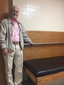 Phoenix Sky Harbor Airport Installs Adult Changing Table Stations KJZZ - Adult changing table