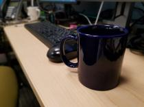 office mug photo by annika cline kjzz mugs kept at the office refill you might want to wash that office coffee mug first kjzz