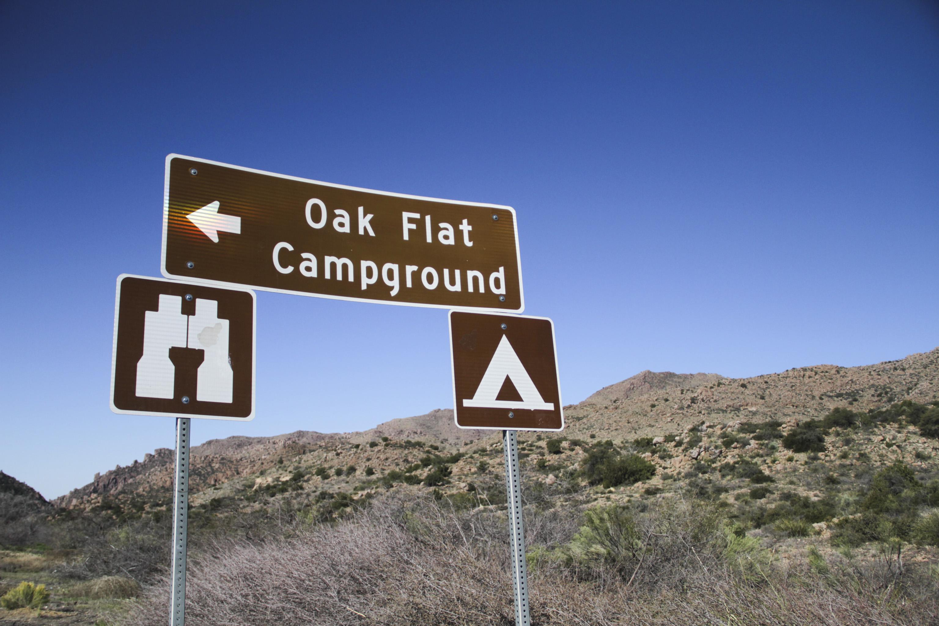 Oak Flat
