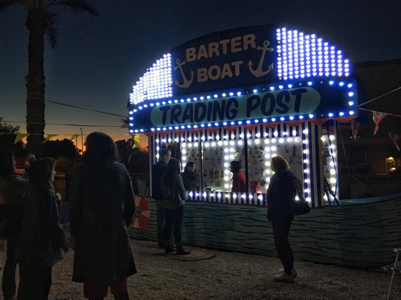 Barter Boat