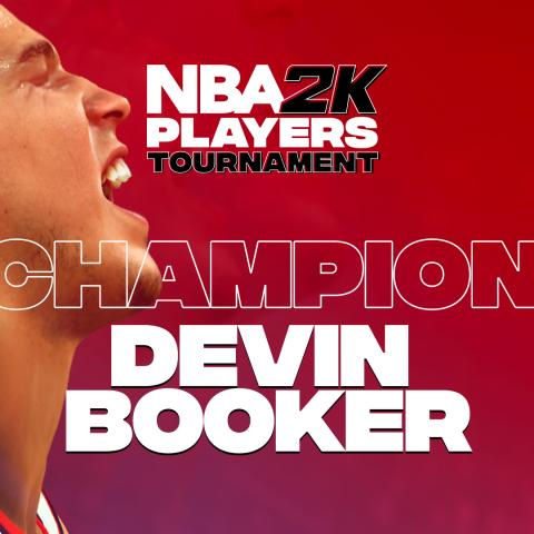 NBA 2K Players Tournament Champion