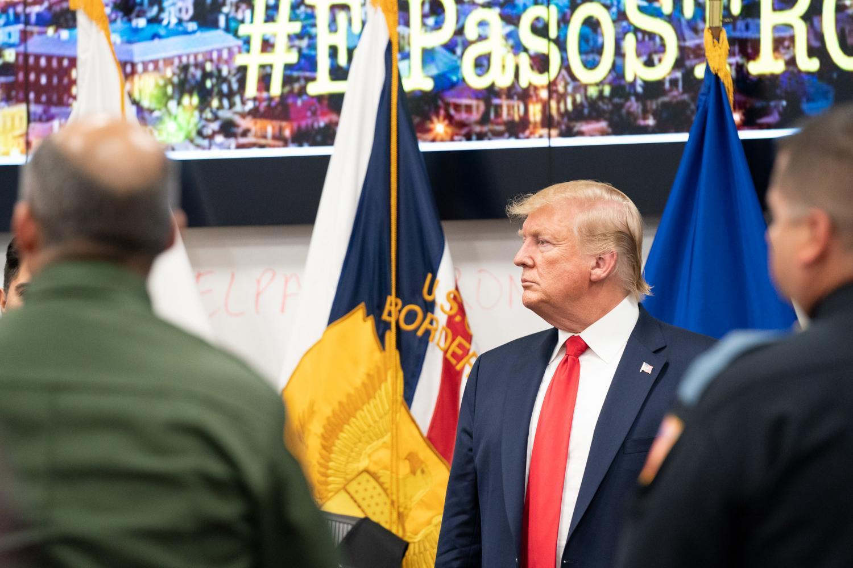 Donald Trump El Paso