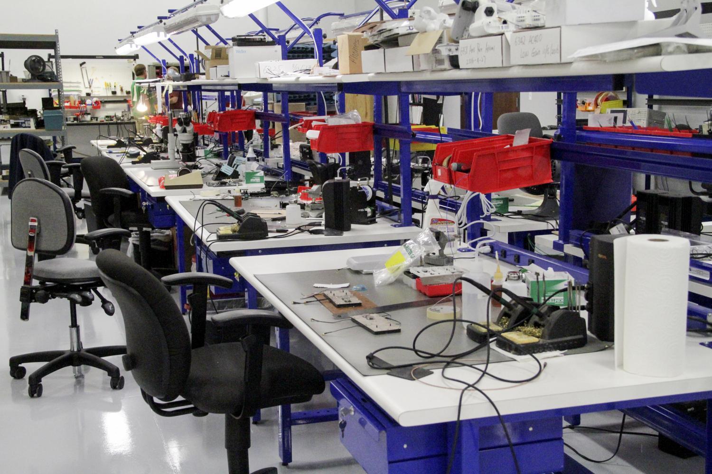 Galtronics facility in Tempe