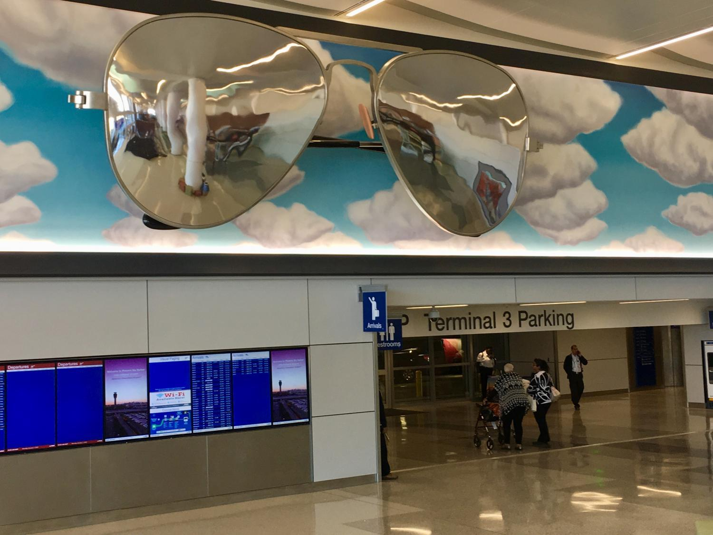 public art at terminal 3