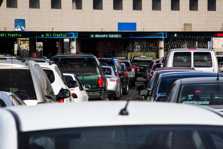 Border Wait Nogales