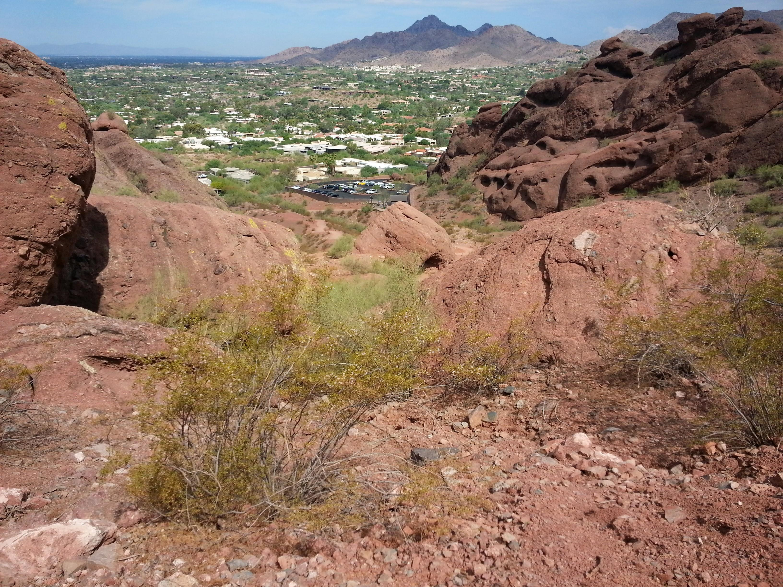 View of Piestewa Peak