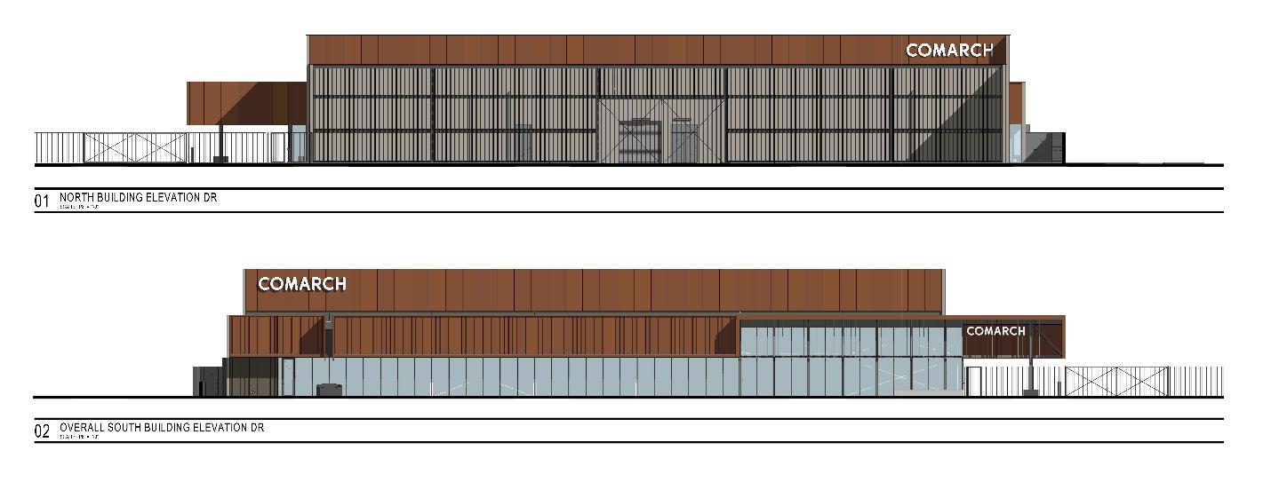 artist rendering of building