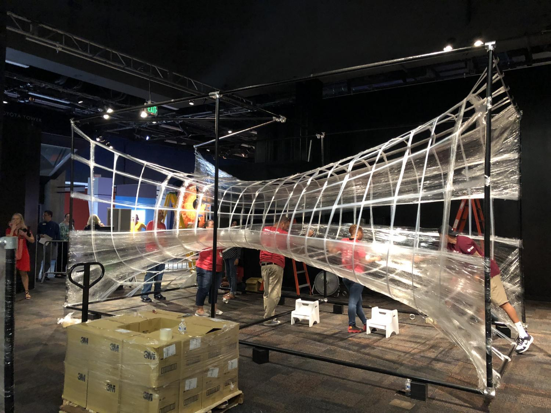 Cosmic Playground Construction