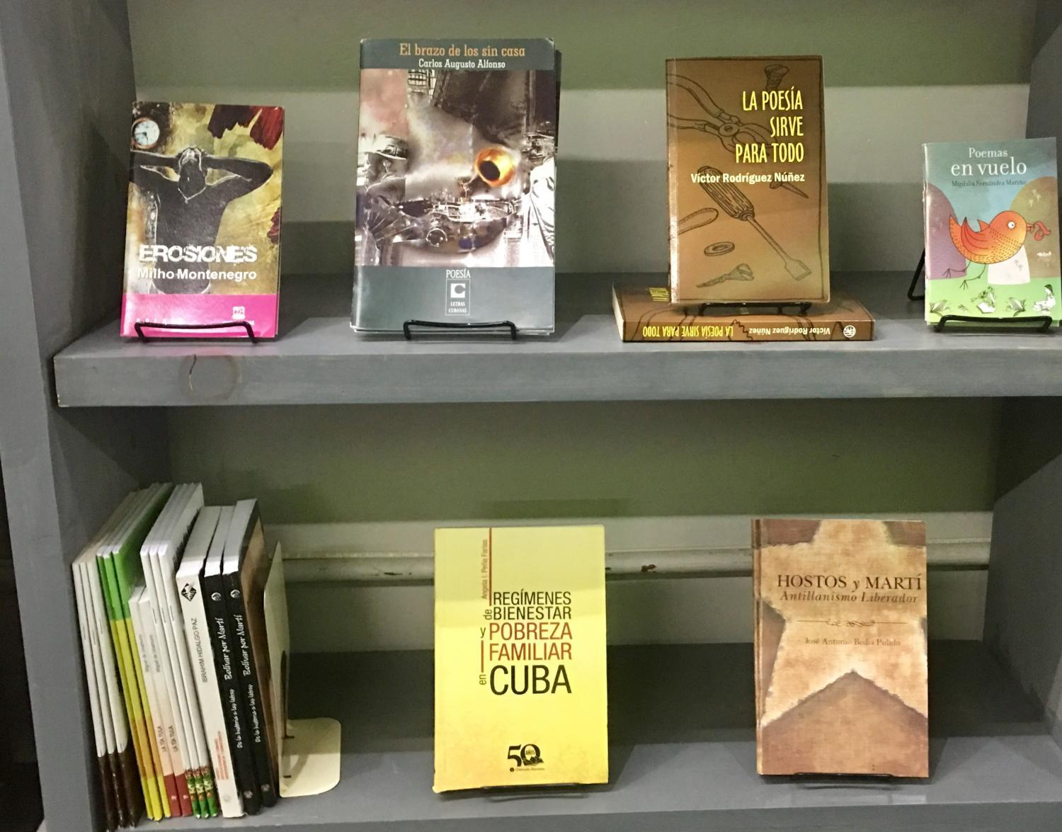cuban books