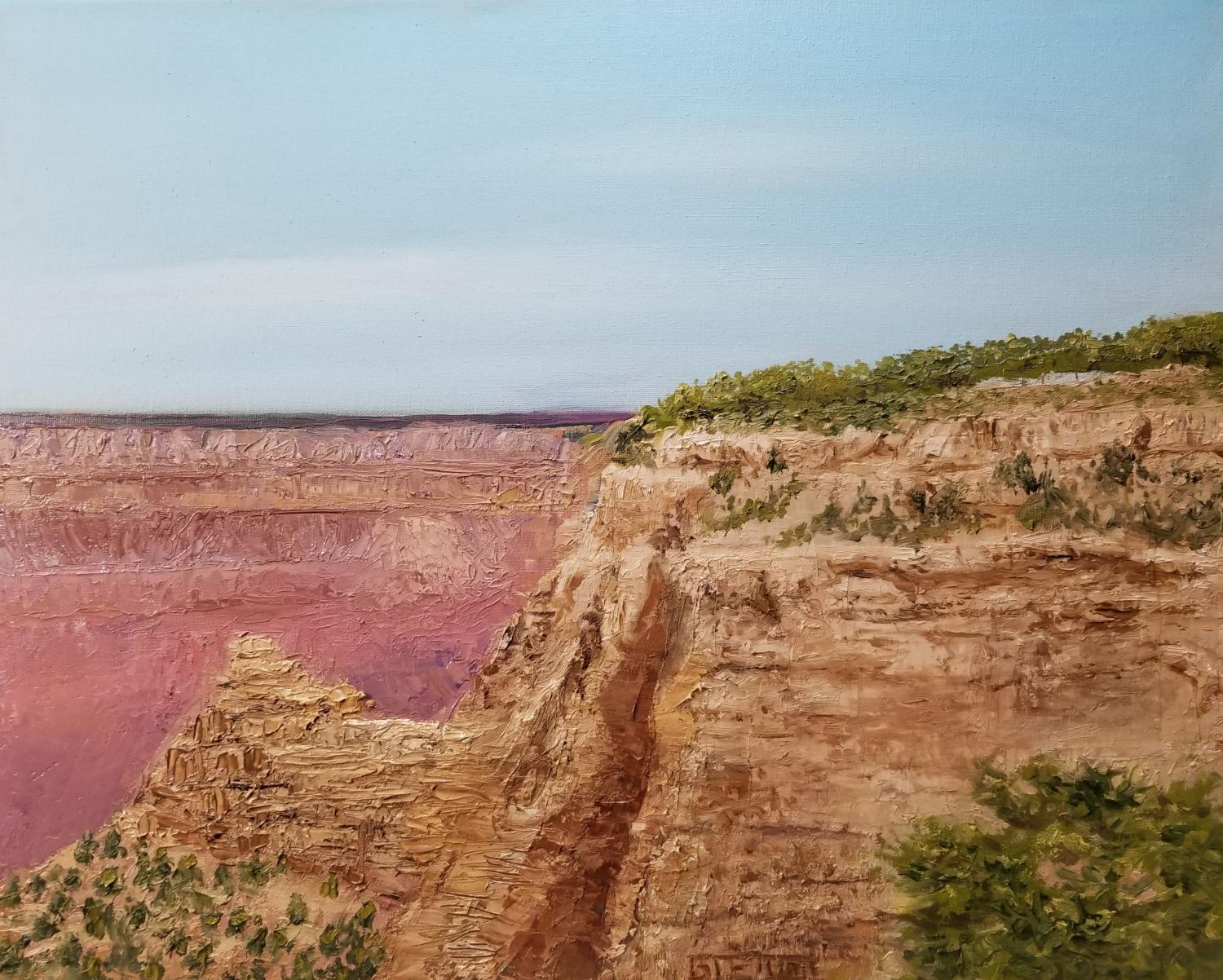 south rim painting