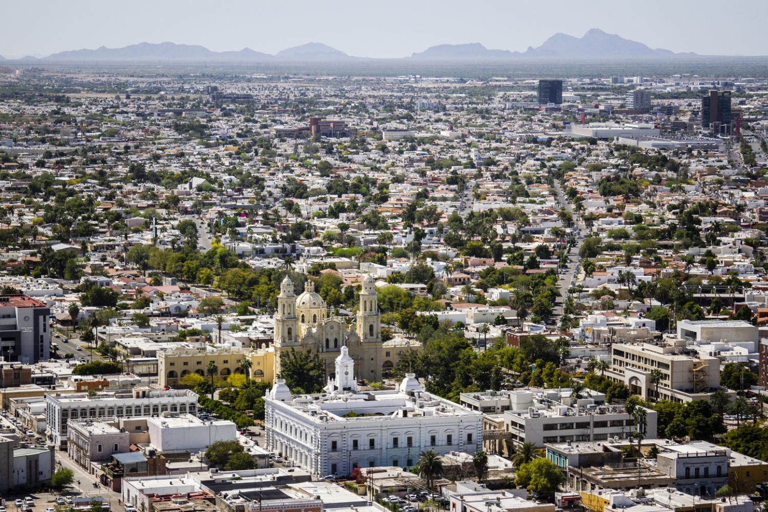 Downtown Hermosillo Redevelopment