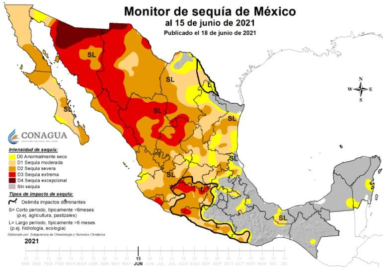Mexican Drought
