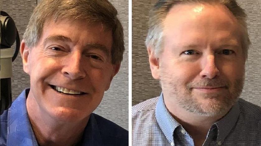 Hugh Hallman and Jon Gabriel