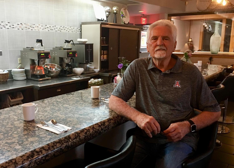 Don Herk, restaurant owner