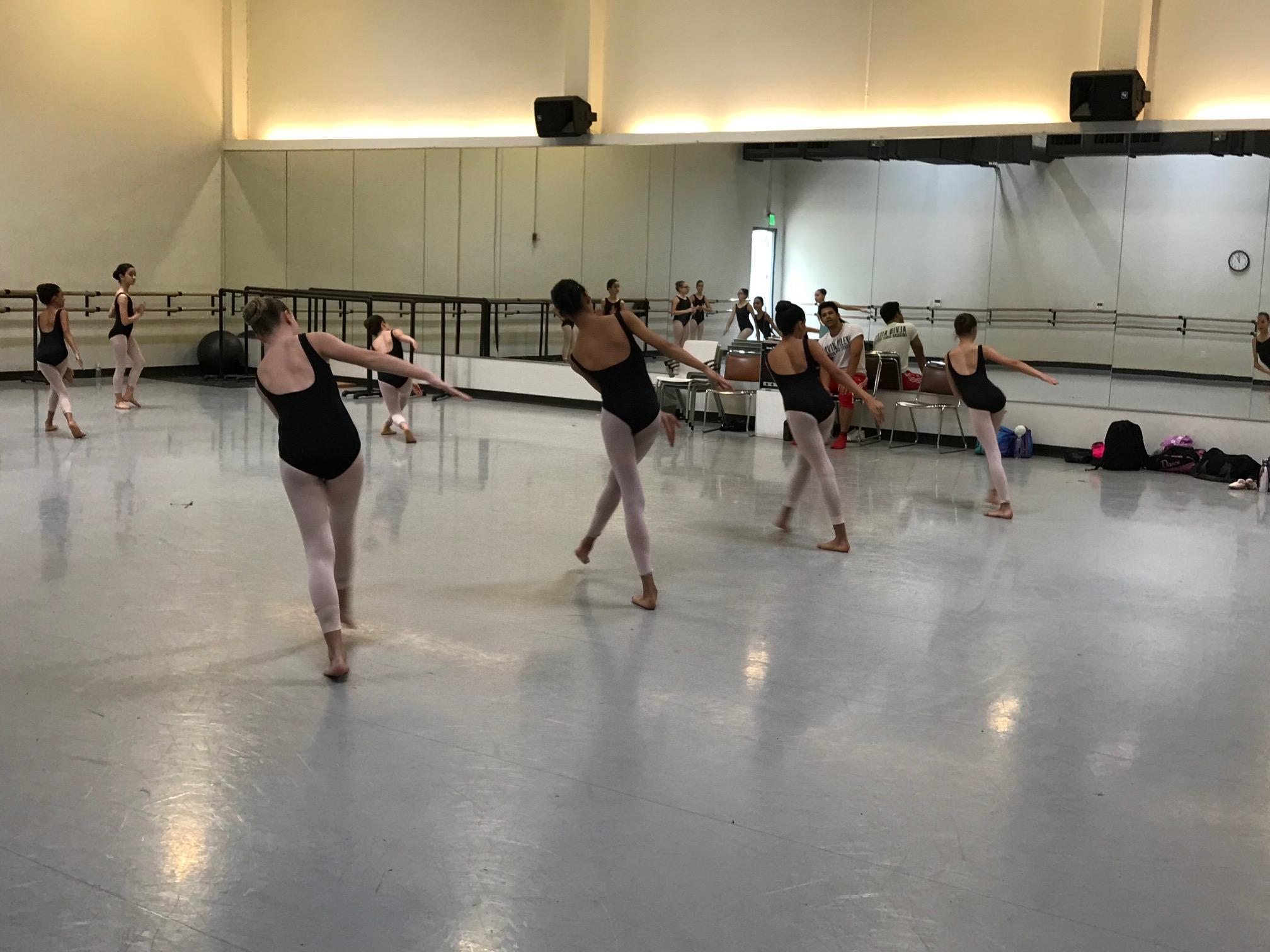 ballerina dancers for the nutcracker