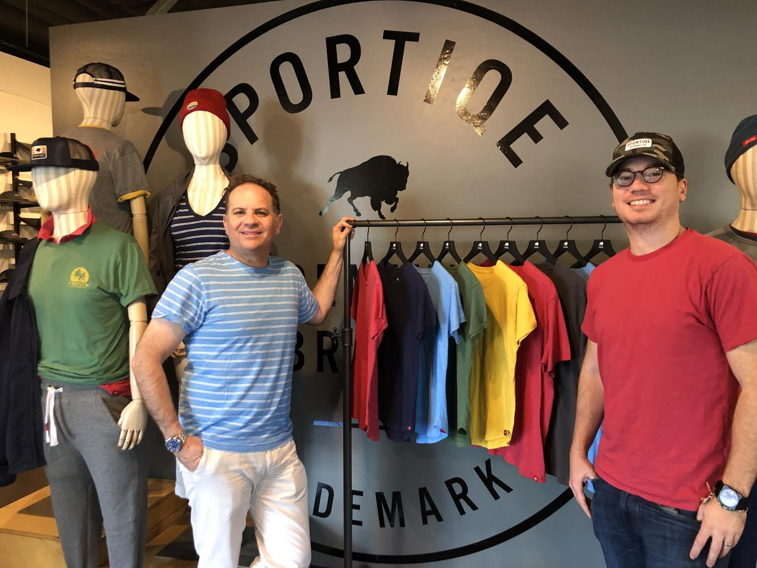 sportiqe co-owners