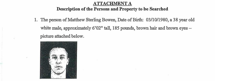Matthew Bowen