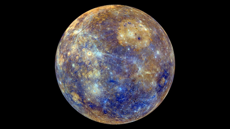 Mercury's Chaotic Terrain Hints At Volatile Past, Potential For Habitability | KJZZ