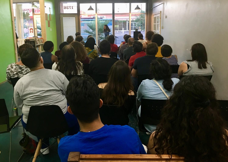 audience listening