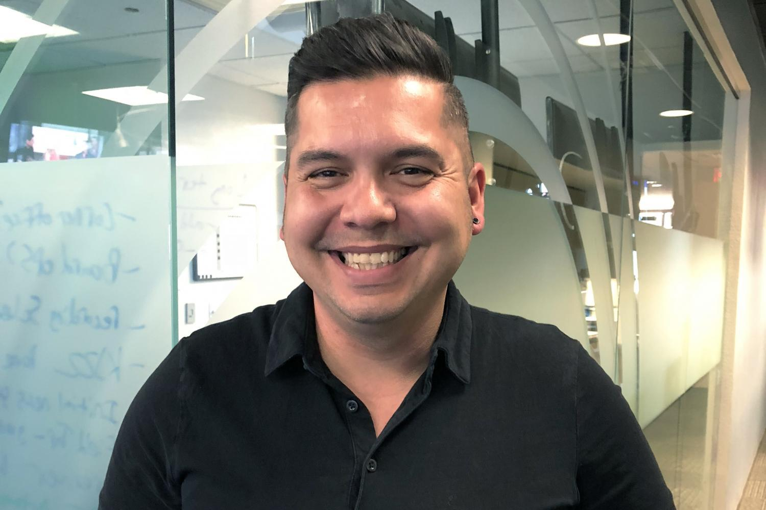 Mitch Menchaca, executive director of Phoenix
