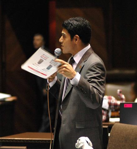 Arizona Sen. Steve Montenegro