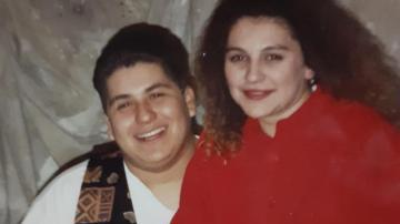 Tracie Otero and her brother Joseph Vidiola