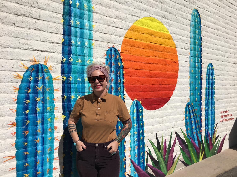 Lauren Lee Mural Artist