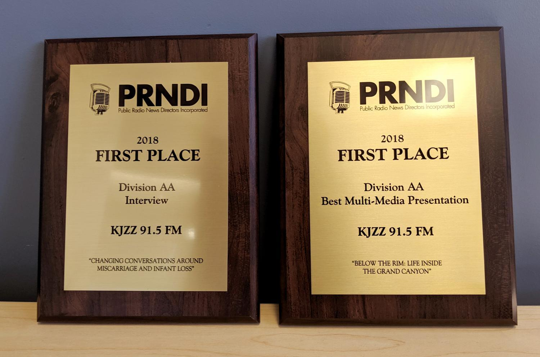PRNDI awards