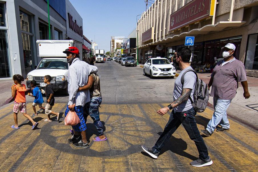 Hermosillo Pedestrians