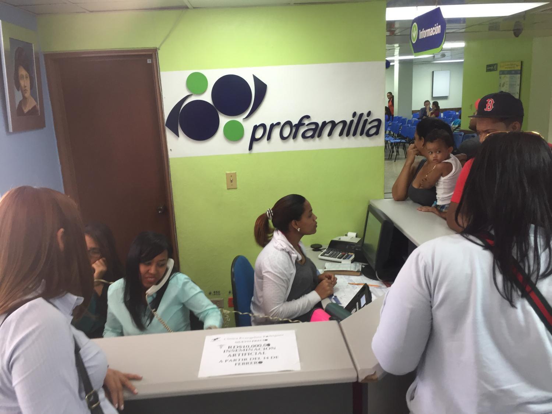 Profamilia clinic