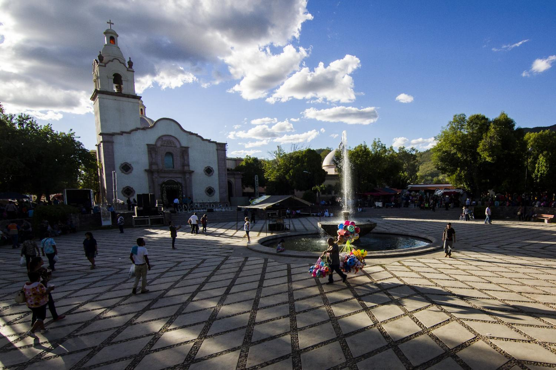 Magdalena plaza