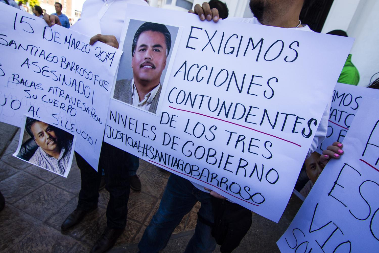 Murdered Sonoran Reporter