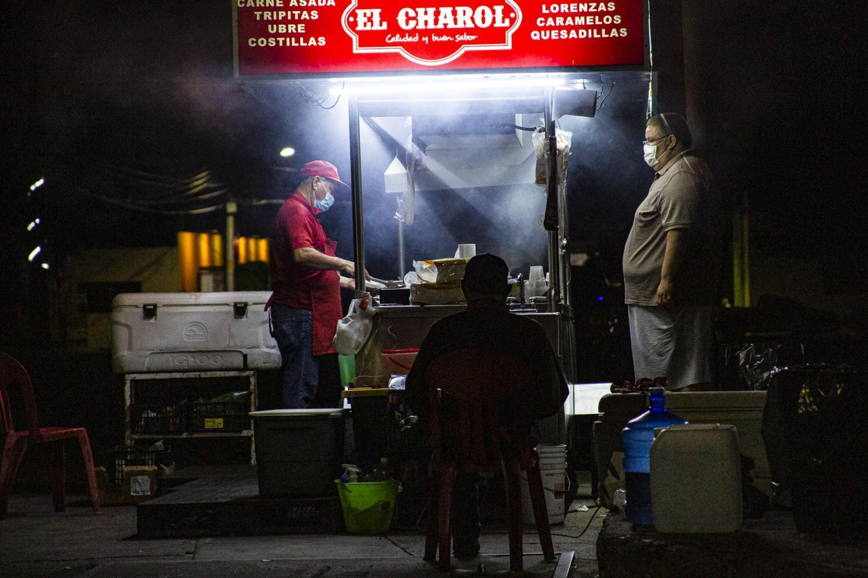 Hermosillo Street Food