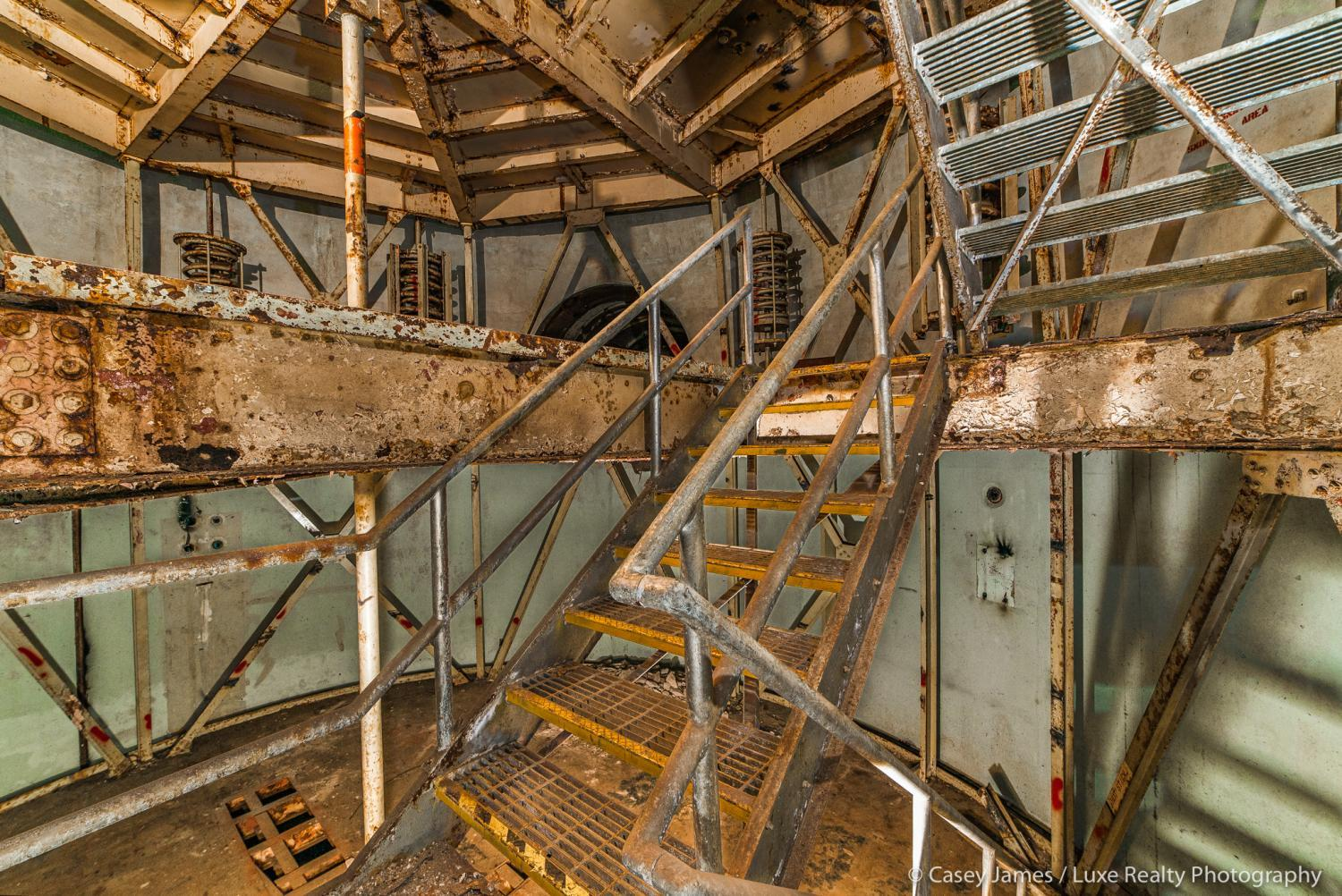 decommissioned subterranean missile complex