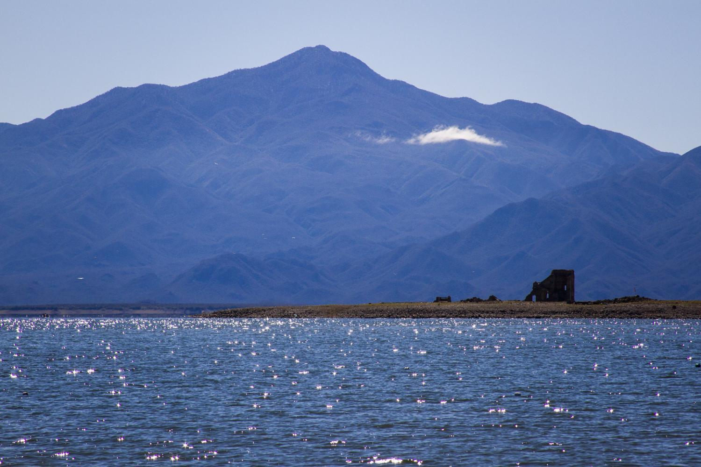 El Novillo Reservoir
