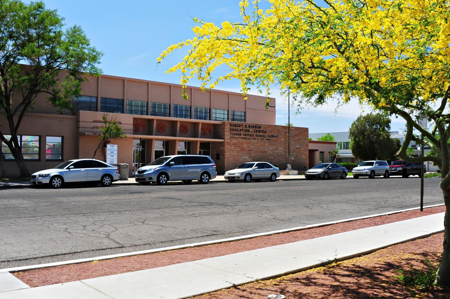 Tucson Unified School District building