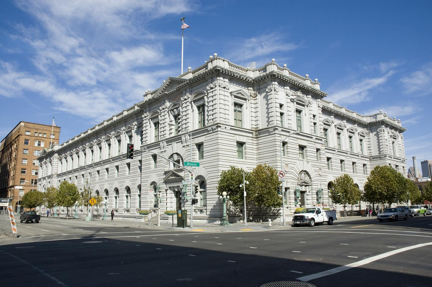 U.S. Court of Appeals for the Ninth Circuit building