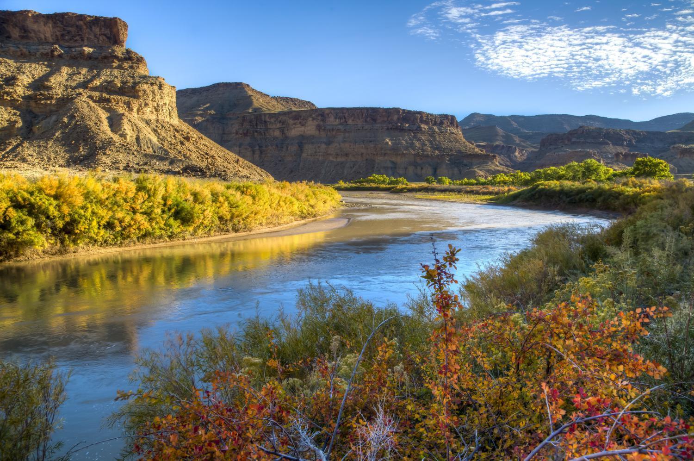 The Upper Colorado River