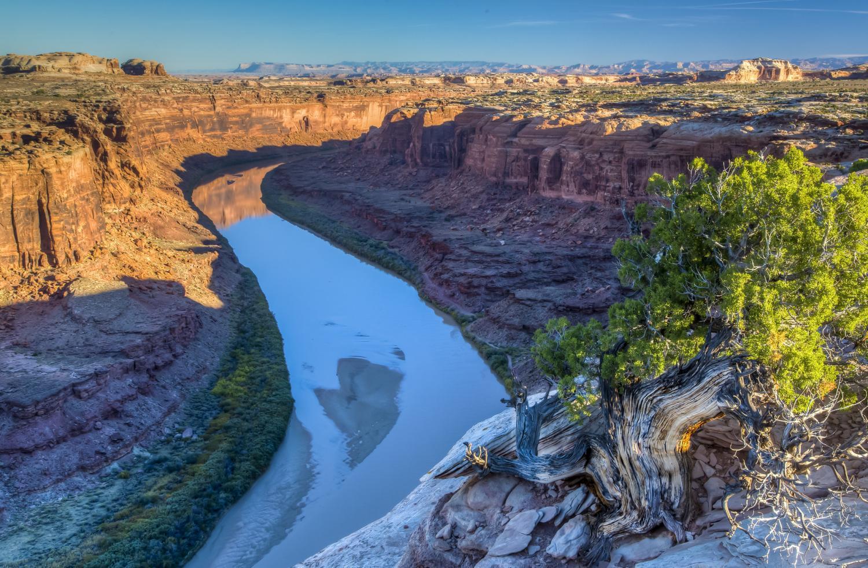 The Upper Colorado River.