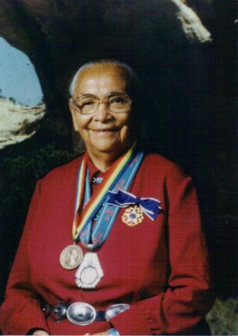 Annie Dodge Wauneka