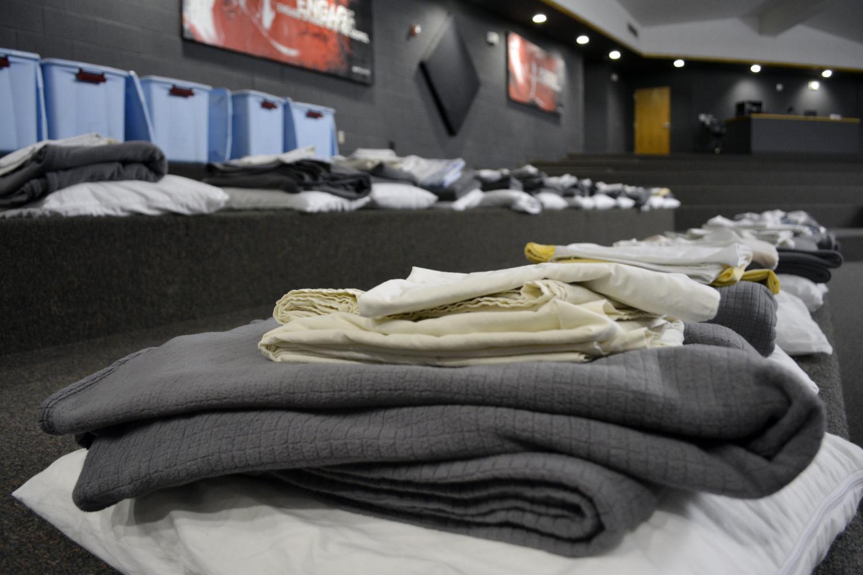 bedding for homeless