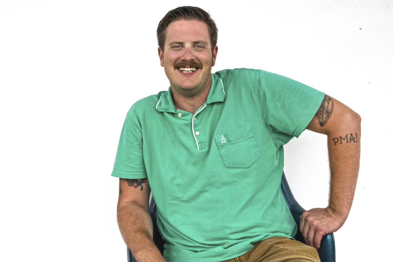 Alex Kack Green Shirt Guy