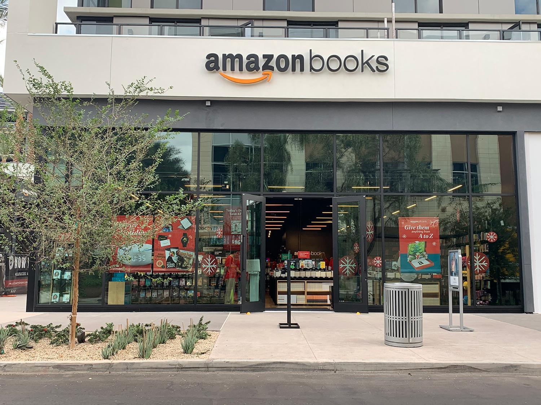 Amazon Books Scottsdale Quarter