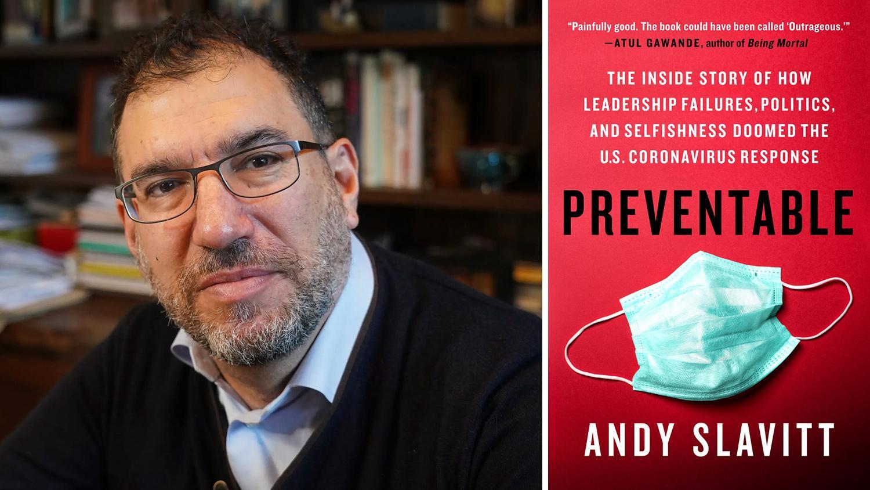 Andy Slavitt Preventable book