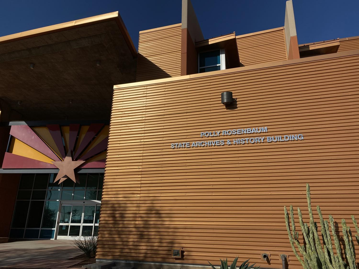 The Arizona Research Library is home to more than four million pages of historic state newspapers.