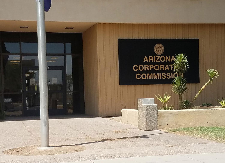 Arizona Corporation Commission building