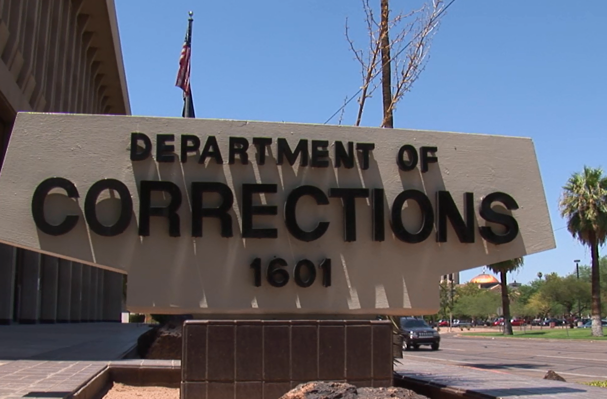 Arizona Department of Corrections building
