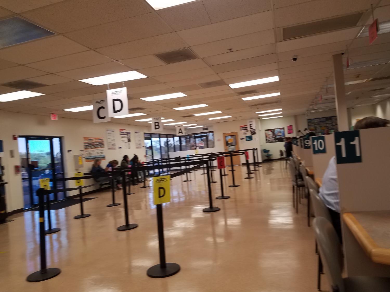 Arizona Motor Vehicle Division office