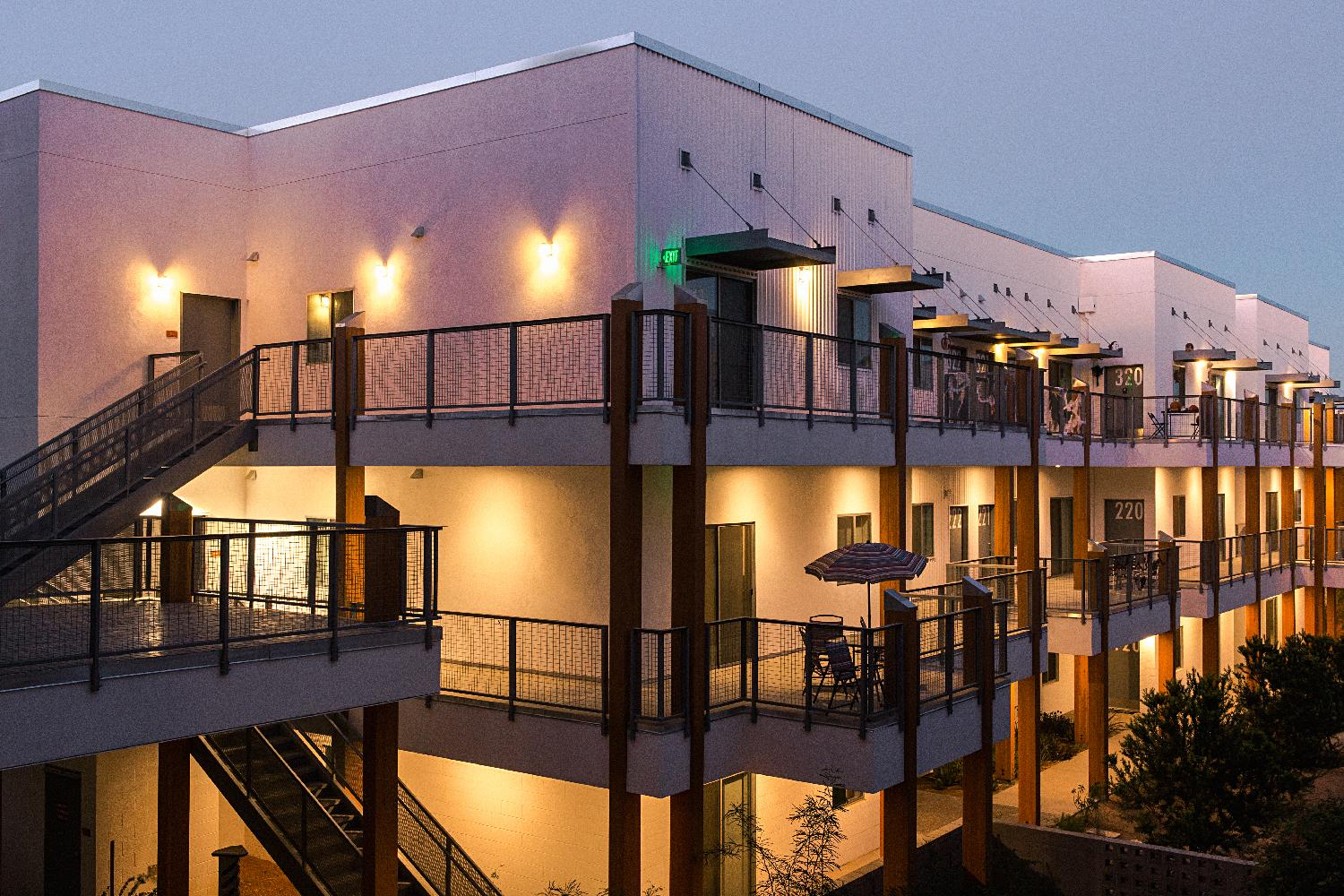 Artspace Lofts downtown Mesa